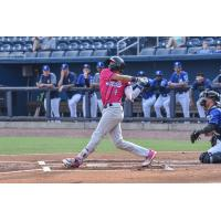Royce Lewis of the Pensacola Blue Wahoos