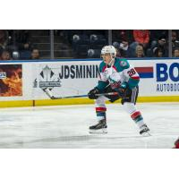 Kelowna Rockets right wing Leif Mattson