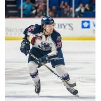 Tulsa Oilers forward Ian McNulty