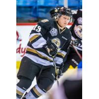 Charlottetown Islanders forward Will Sirman